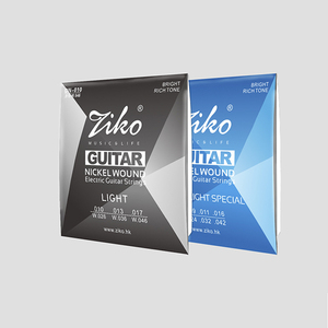 wholesale nickel alloy Electric guitar strings in bulk