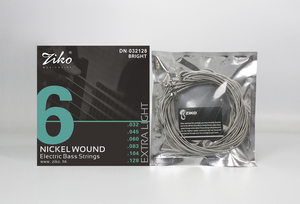 Ziko 6 bass strings DN-045-6