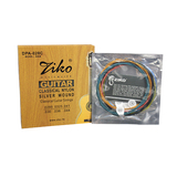 Ziko Coated colorful classical guitar strings DPA-028C