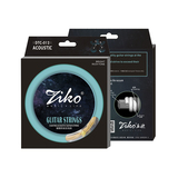 Ziko bullet-end Coated Acoustic guitar string DTC-010/011/012